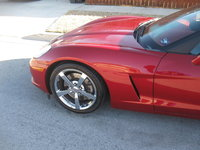 Picture of 2009 Chevrolet Corvette Coupe 1LT, exterior