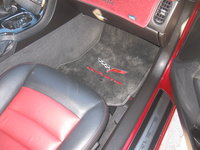 2009 Chevrolet Corvette Coupe 1LT, Picture of 2009 Chevrolet Corvette Base, interior
