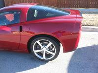 2009 Chevrolet Corvette Coupe 1LT, Picture of 2009 Chevrolet Corvette Base, exterior