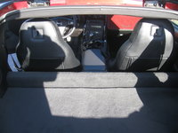 2009 Chevrolet Corvette Base 1LT, Picture of 2009 Chevrolet Corvette Base, interior