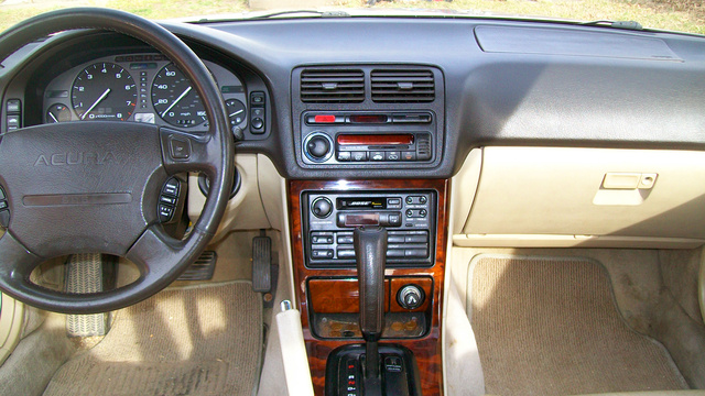 Acura Legend Dr Ls Coupe Pic X