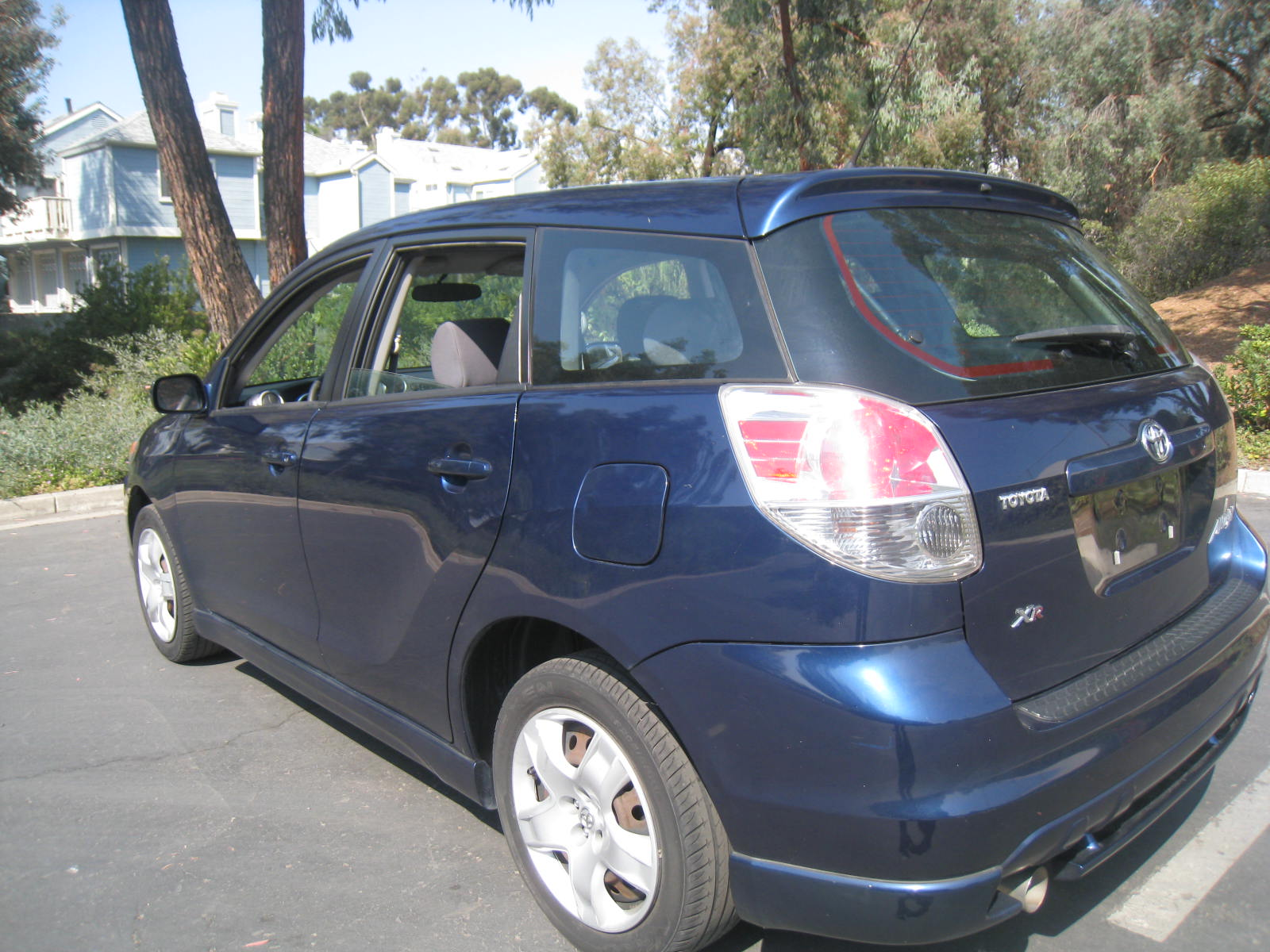 2006 Toyota Matrix - Pictures