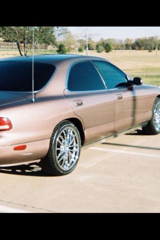 Picture of 1993 Mazda 929 4 Dr STD Sedan, exterior