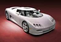 Picture of 2005 Koenigsegg CC8S, exterior, gallery_worthy