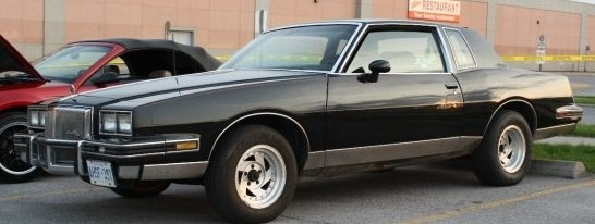 Picture of 1984 Pontiac Grand Prix
