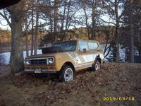 1978 International Harvester Scout Overview