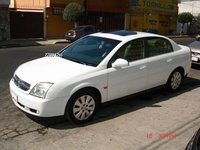 2003 Opel Vectra Overview