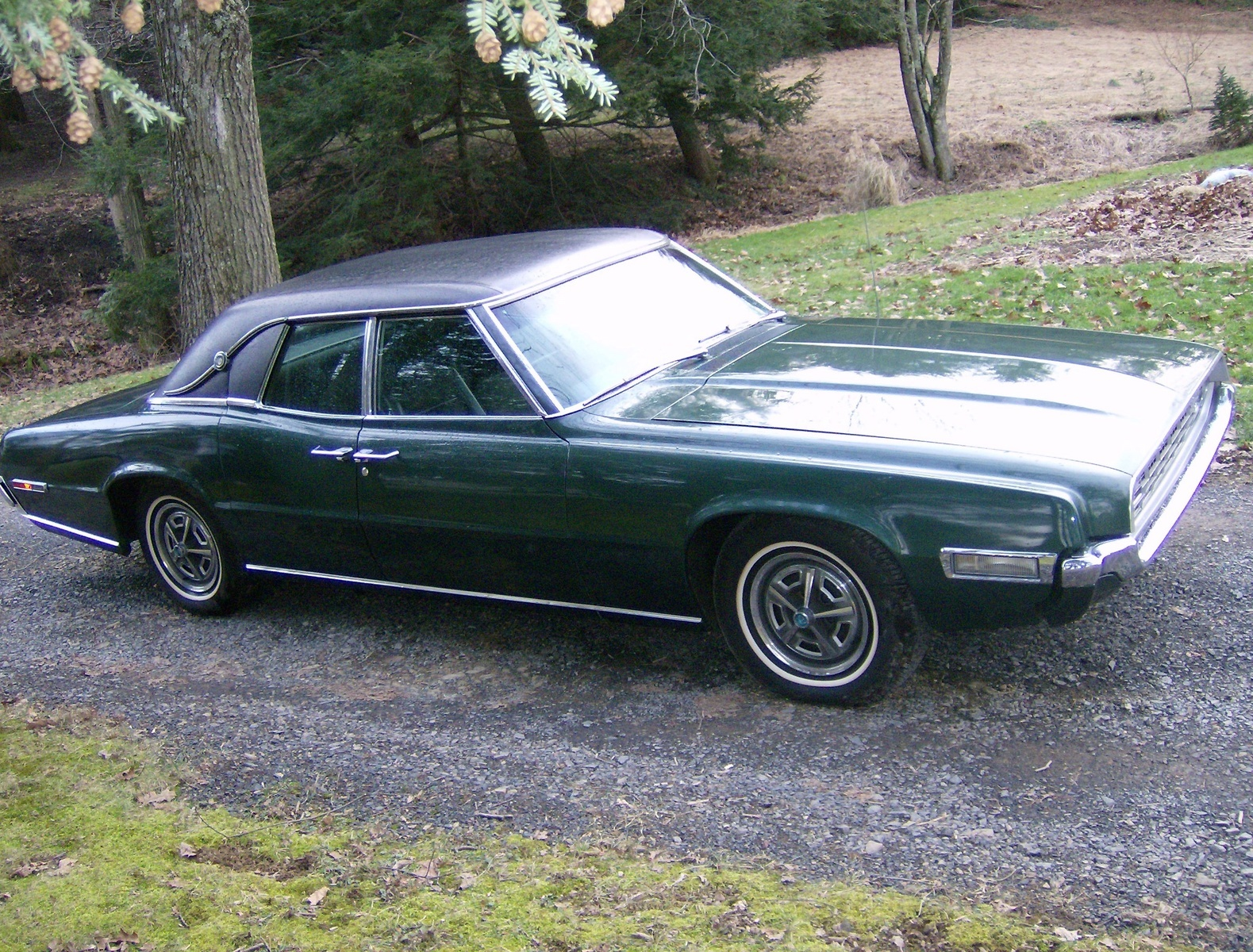 Shopping & Pricing Questions - I have a 68 Ford Thunderbird I would ...