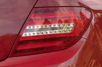 2012 Mercedes-Benz C-Class, Tail light. , manufacturer, exterior