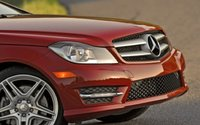 2012 Mercedes-Benz C-Class, Head light., exterior, manufacturer