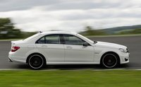 2012 Mercedes-Benz C-Class, Side view., manufacturer, exterior