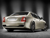 2012 Maserati Quattroporte, Back quarter view copyright AOL Autos. , exterior, manufacturer