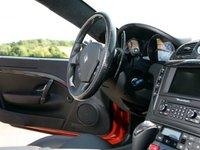 2012 Maserati Quattroporte, Drivers Seat copyright AOL Autos. , interior, manufacturer