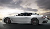 2012 Maserati GranTurismo, Side VIew copyright AOL Autos., exterior, manufacturer