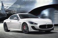 2011 Maserati GranTurismo Picture Gallery