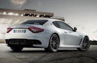 2012 Maserati GranTurismo Picture Gallery