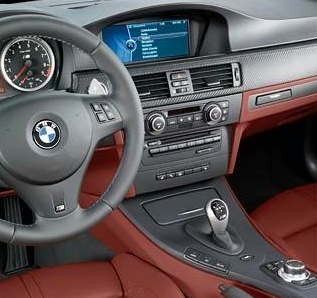 2012 BMW M3, Steering wheel. , manufacturer, interior