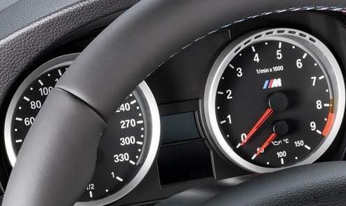 2012 BMW M3, Instruments. , interior, manufacturer
