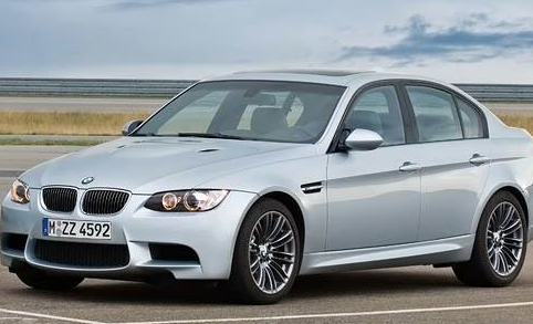 2012 BMW M3, Front quarter view. , exterior, manufacturer