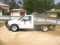 1989 Holden Rodeo Overview