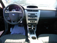 Picture of 2010 Ford Focus SES, interior