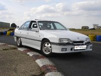 1989 Vauxhall Carlton Overview