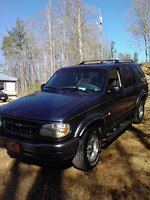 Picture of 2000 Ford Explorer Limited AWD