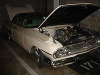 1960 Chevrolet Impala picture, engine