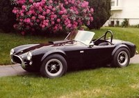 1963 Shelby Cobra Overview