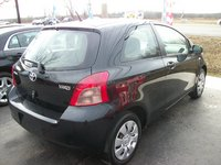 2008 Toyota Yaris S 2dr Hatchback, Picture of 2008 Toyota Yaris Hatchback S, exterior