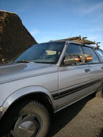 1988 Subaru GL Picture Gallery