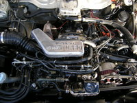 Picture of 1988 Subaru GL, engine
