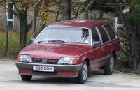 1984 Vauxhall Carlton Overview