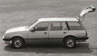 1984 Vauxhall Cavalier Overview