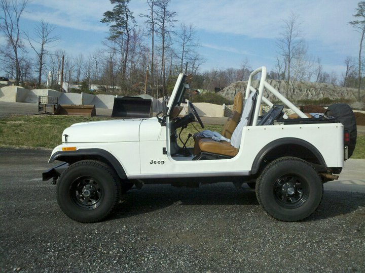 1981 jeep wagoneer pictures cargurus - 1986 Jeep Cj7 Overview Cargurus
