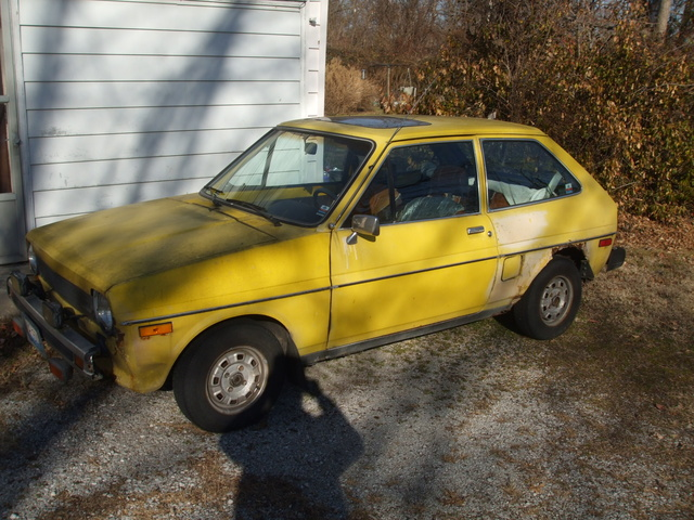 1980 ford fiesta - pictures