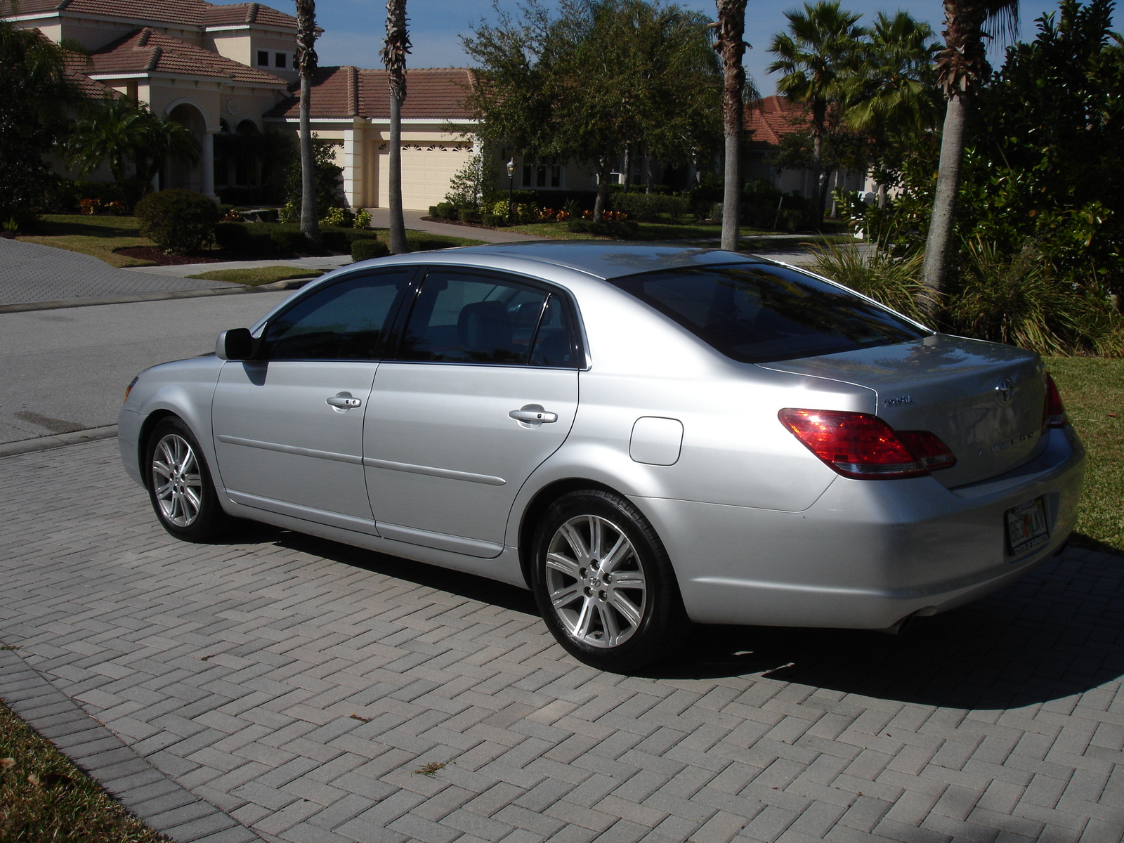 2007 Toyota Avalon Related Infomationspecifications Weili 1998 Stereo Wiring Picture Of Limited Exterior