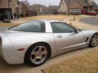 Picture of 1997 Chevrolet Corvette Coupe, exterior, gallery_worthy