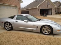 1997 Chevrolet Corvette Base, Picture of 1997 Chevrolet Corvette 2 Dr STD Hatchback, exterior