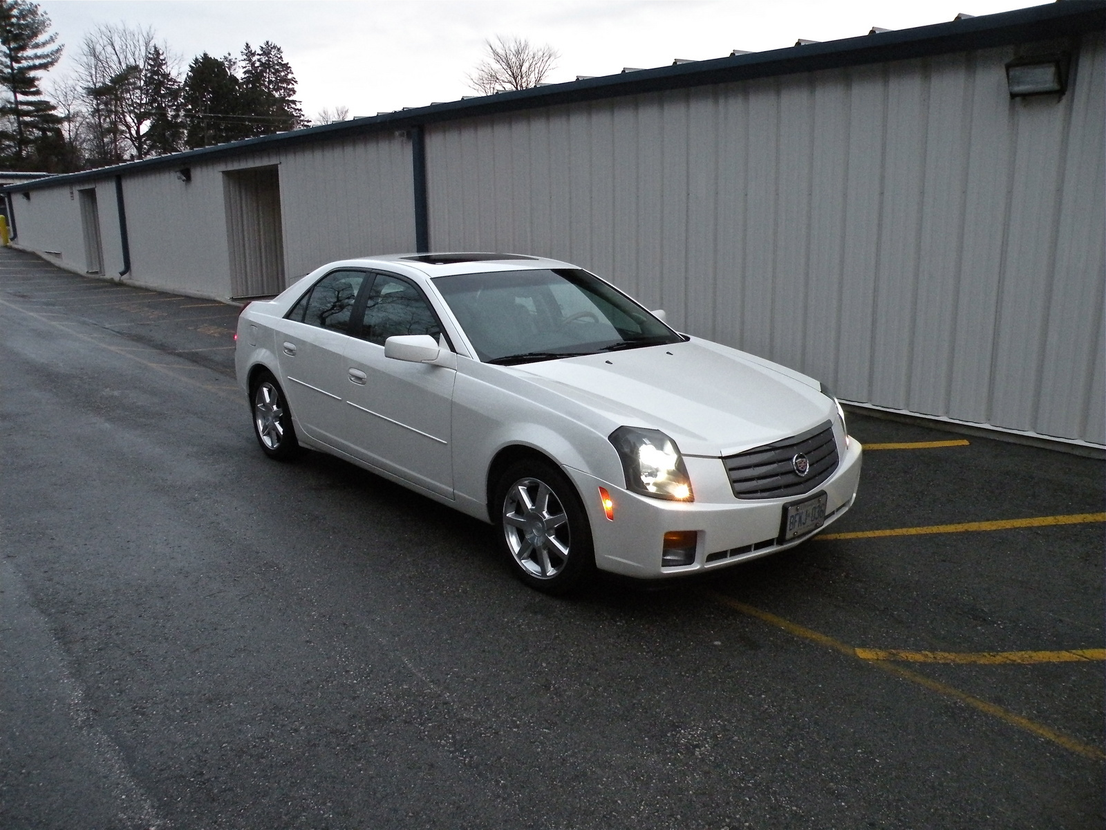Cadillac CTS Questions - How do I post my car for sale if I am from ...