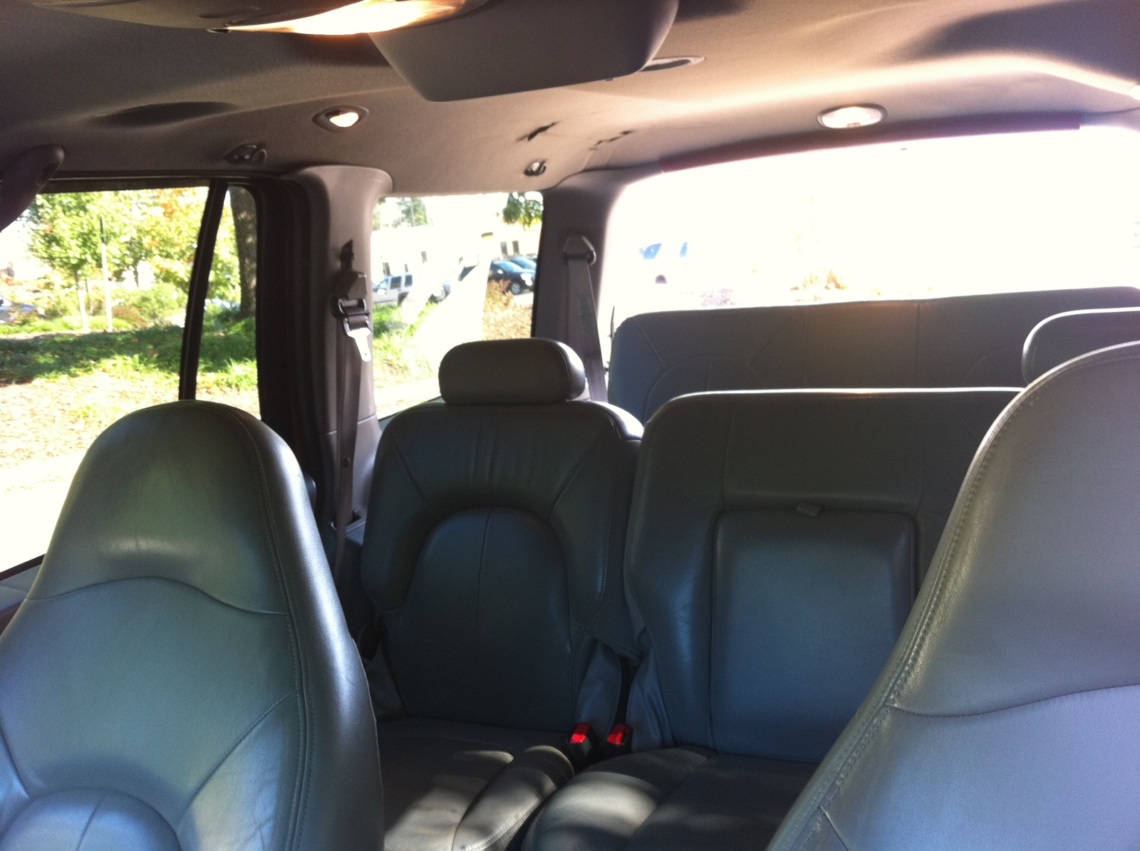 2002 Ford Expedition Interior