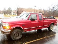 Picture of 1995 Ford F-150 XL 4WD Extended Cab LB, exterior