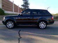 2008 land rover range rover sport user reviews cargurus. Black Bedroom Furniture Sets. Home Design Ideas