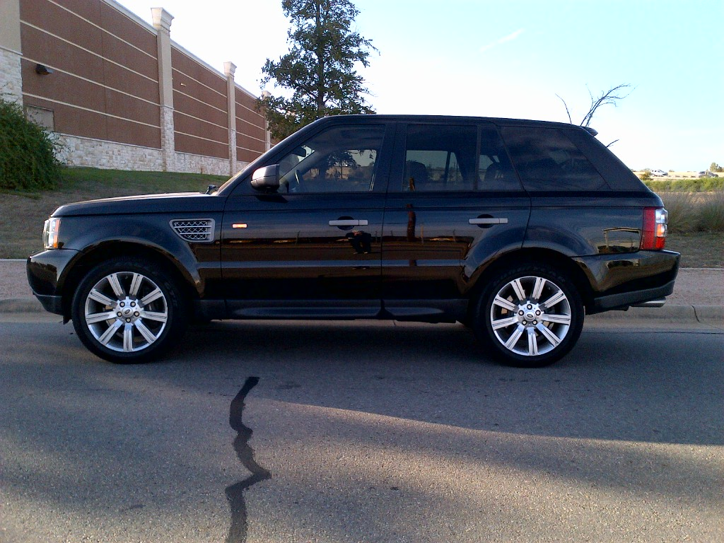 2008 range rover hse supercharged for sale in ca autos post. Black Bedroom Furniture Sets. Home Design Ideas