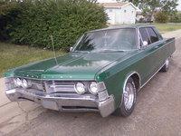 1967 Chrysler New Yorker Overview