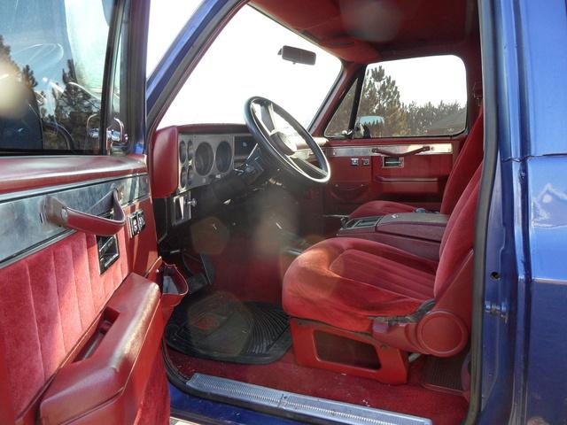1990 Chevrolet Blazer Interior Pictures Cargurus