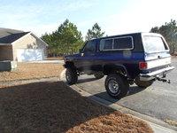 Picture of 1990 Chevrolet Blazer Silverado 2-Door 4WD, exterior, gallery_worthy