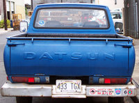 Picture of 1978 Datsun 620 Pick-Up, exterior, gallery_worthy