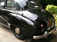 1954 Austin A40 Overview