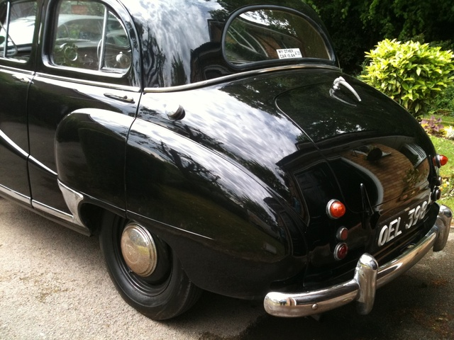 Picture of 1954 Austin A40